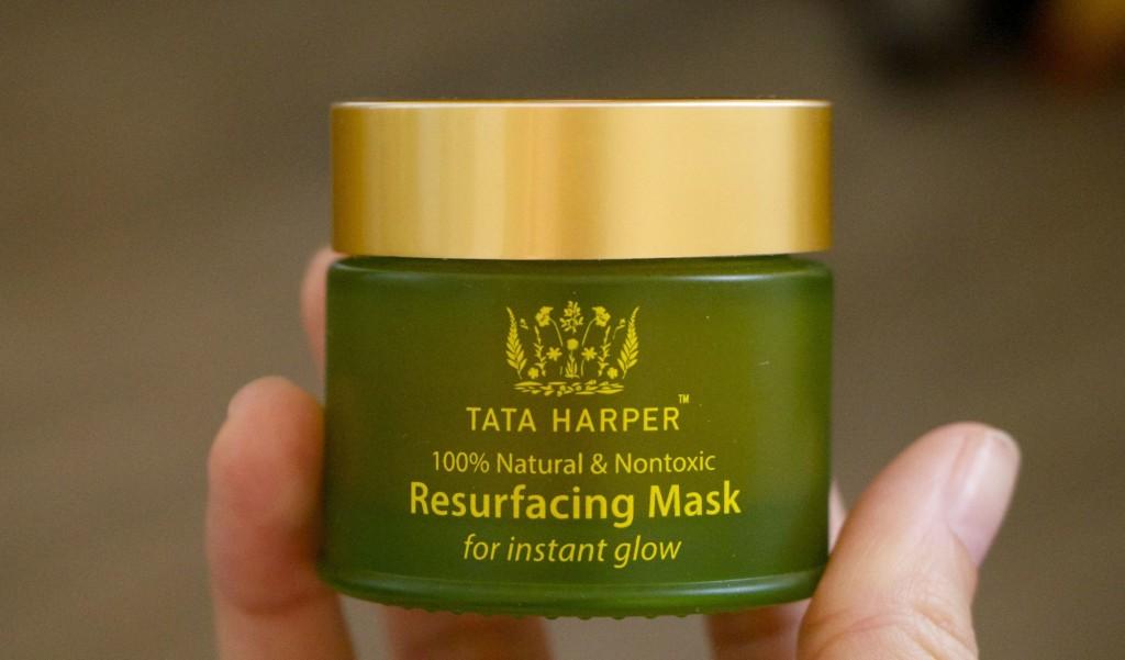 Masque resurfaçant Tata Harper