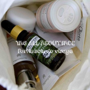 TAG All About Face : partie soins visage