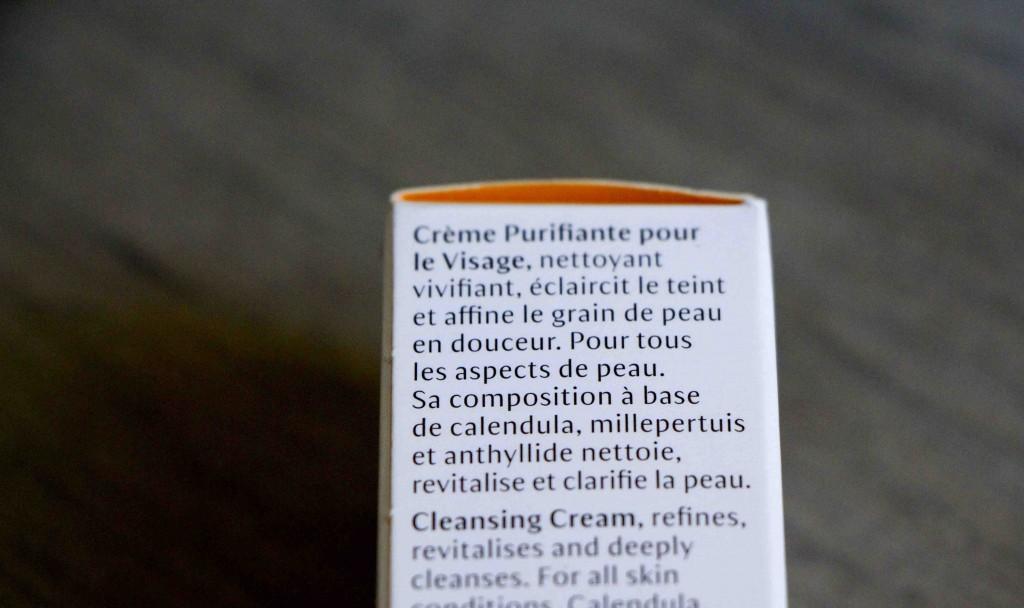 Crème purifiante de Dr. Hauschka