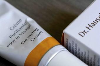 La crème purifiante de Dr. Hauschka
