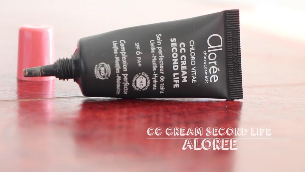CC cream Alorée