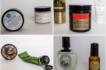 Favoris 2014 : soins du corps et des cheveux