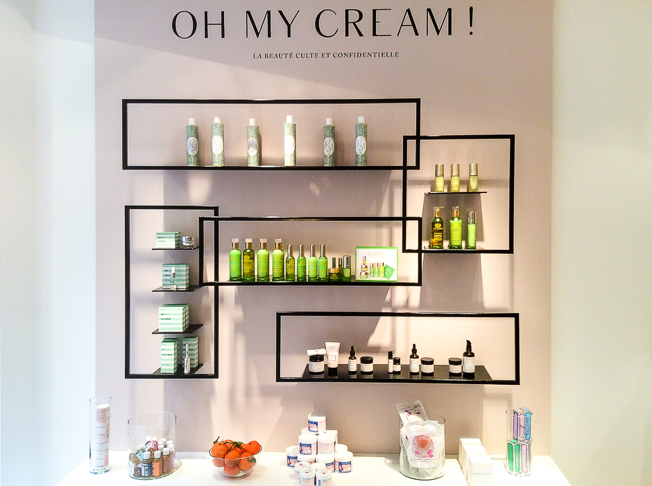 Oh My Cream, 2eme boutique rue des Abbesses