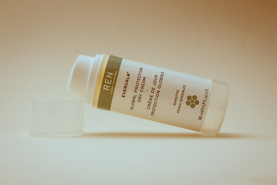 Evercalm, Crème de jour Peaux sensibles Ren Skincare