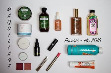 Favoris Maquillage été 2015 sur Youtube