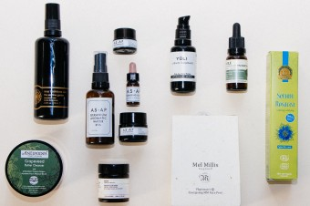 Soins pour le visage bio et naturels favoris en 2015