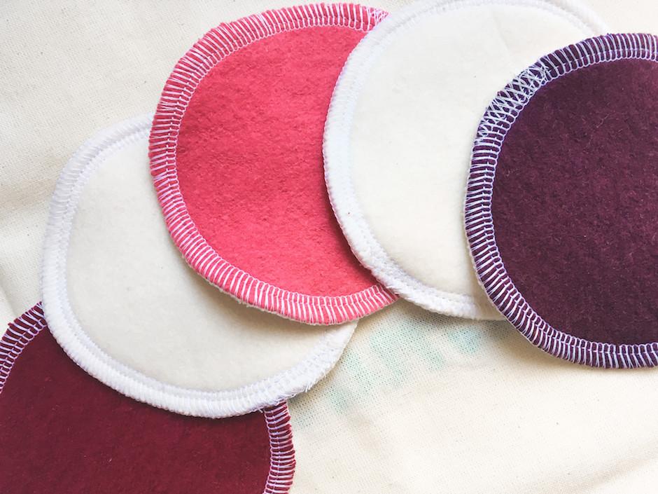 Jolicoquelicot : cotons bio lavables