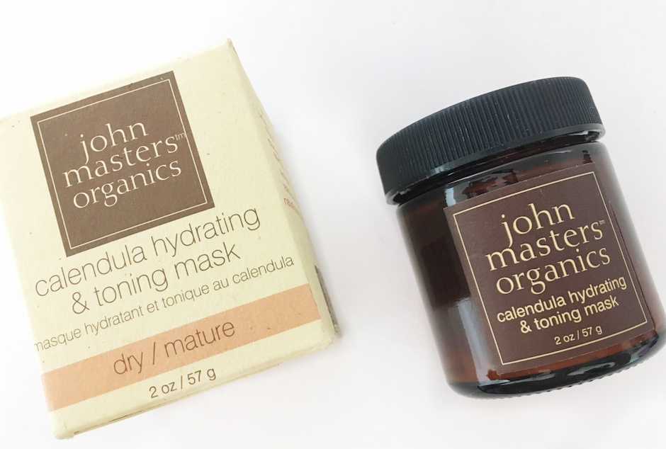 John Masters Organics : Masque au Calendula