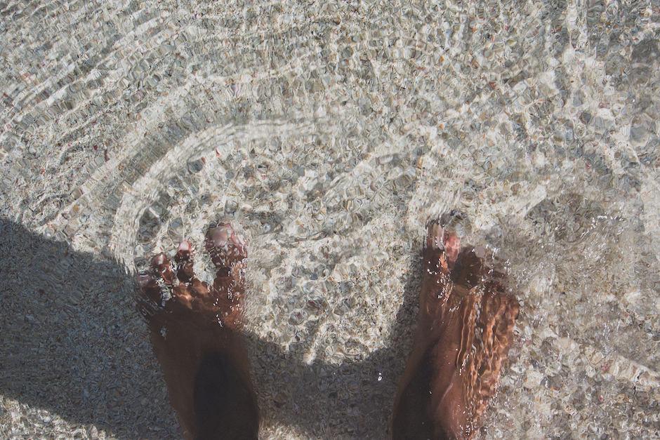 Corne aux pieds