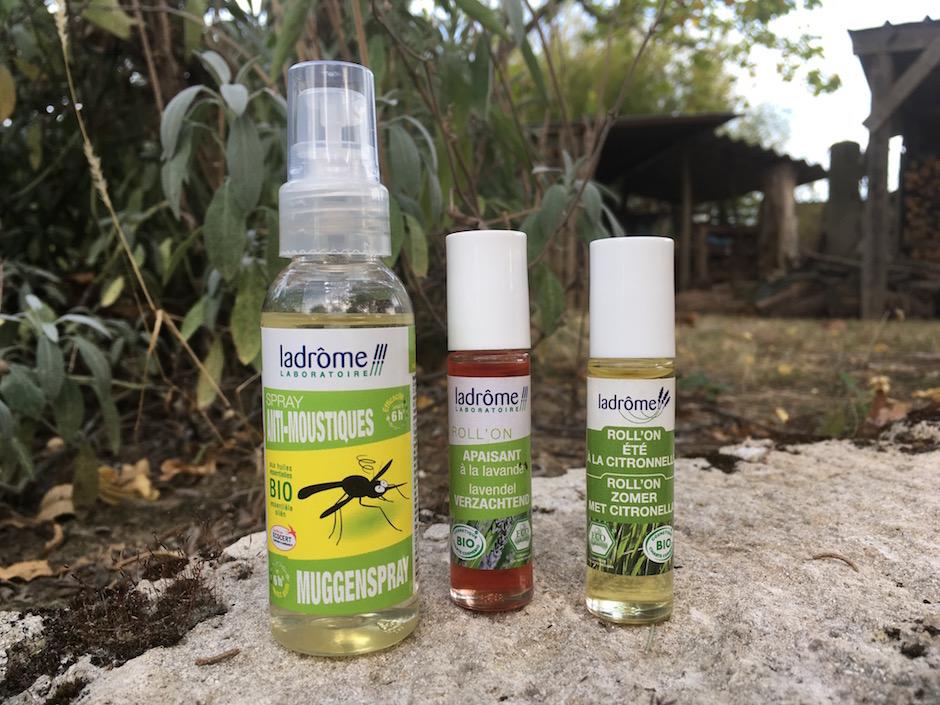 Ladrôme Anti-moustiques