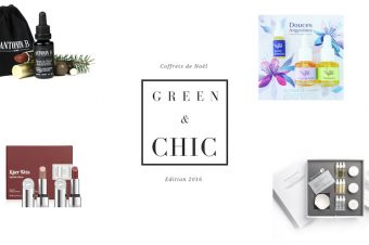 Des idées de coffrets de Noël Green et Chic
