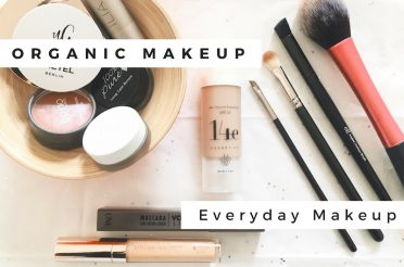 Everyday Makeup, Organic Makeup, Natural Makeup