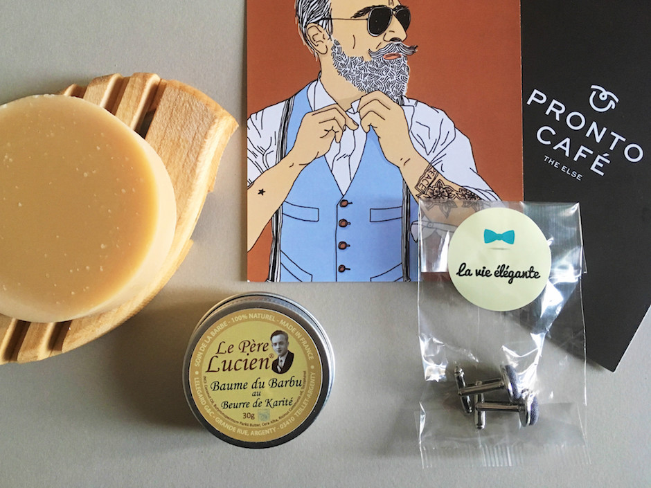 Ma French Box Homme