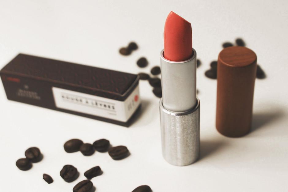 Rouge à lèvres Corail Maison Jacynthe