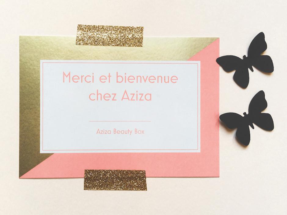 La box Aziza