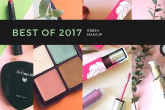 Best of Green Makeup 2017