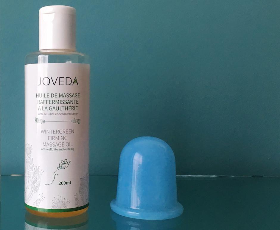 Huile de massage Joveda - Univeda