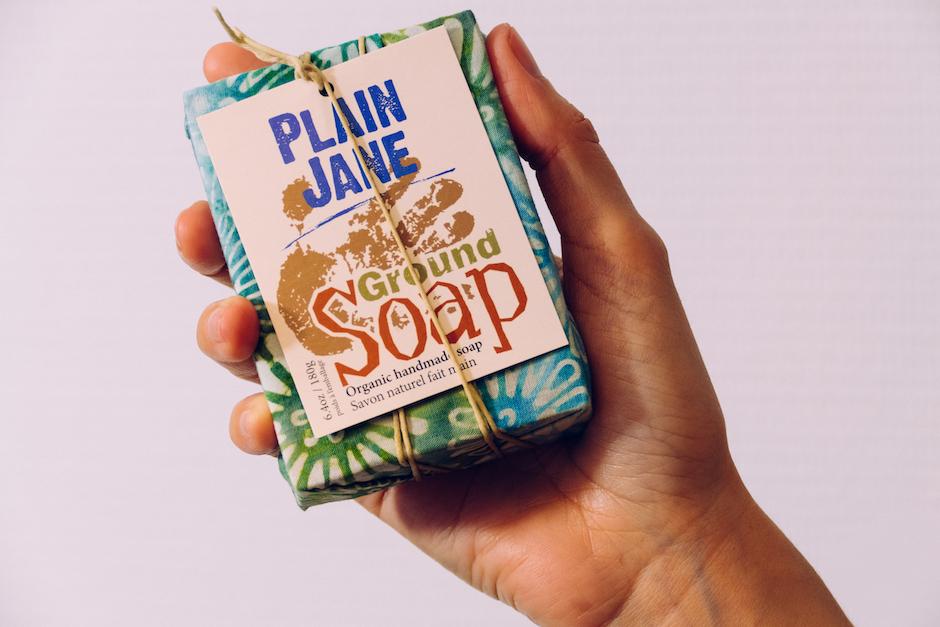 Univeda - Ground Soap