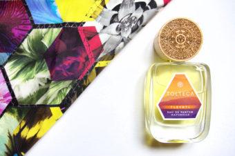 Un parfum naturel et vegan signé Tolteca