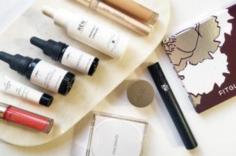 Maquillage bio lumineux avec Korento et RMS Beauty